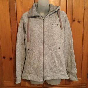 Avalanche zip up sweatshirt
